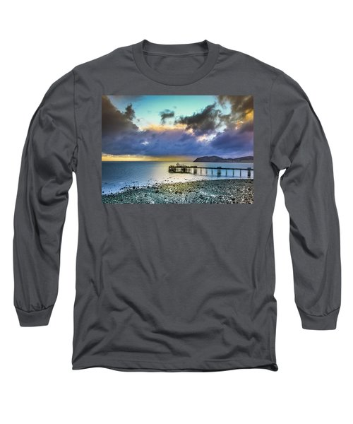 Llandudno Pier Long Sleeve T-Shirt