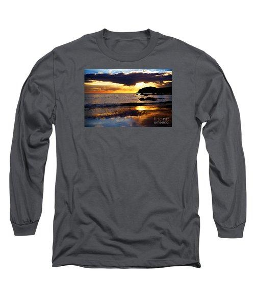 Llangennith Gower Coast Long Sleeve T-Shirt