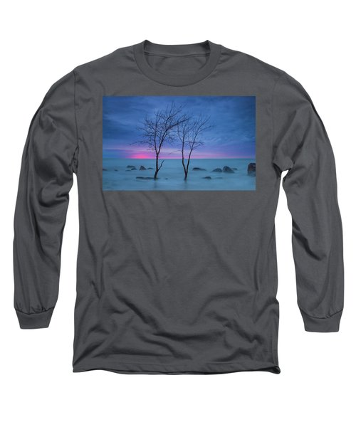 Lm Trees Long Sleeve T-Shirt