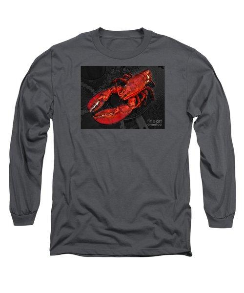 Lobstah Long Sleeve T-Shirt