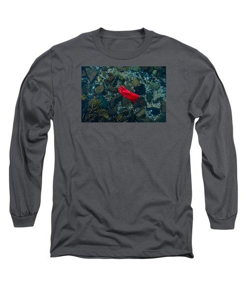 Lobster Glove Long Sleeve T-Shirt