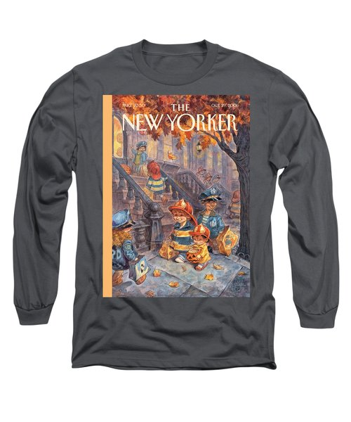 Local Heroes Long Sleeve T-Shirt