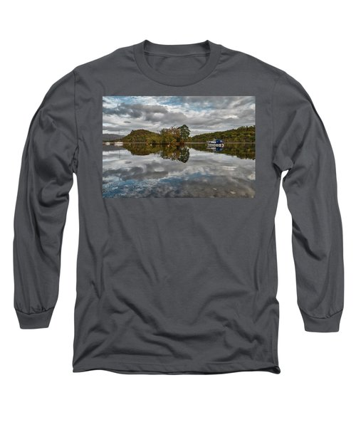 Loch Lomond At Aldochlay Long Sleeve T-Shirt
