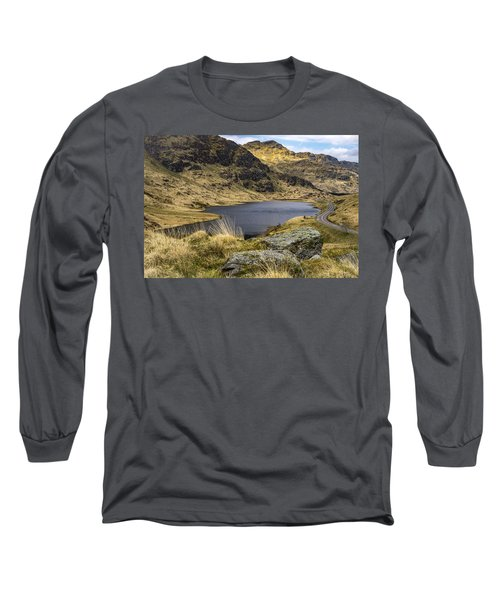 Loch Restil From Rest And Be Thankful Long Sleeve T-Shirt