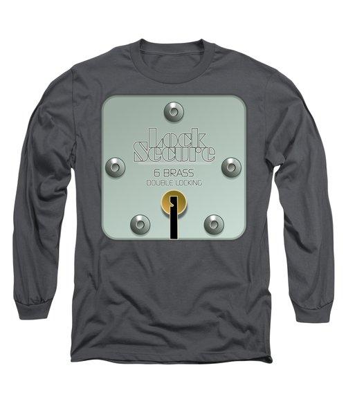 Lock Secure Long Sleeve T-Shirt