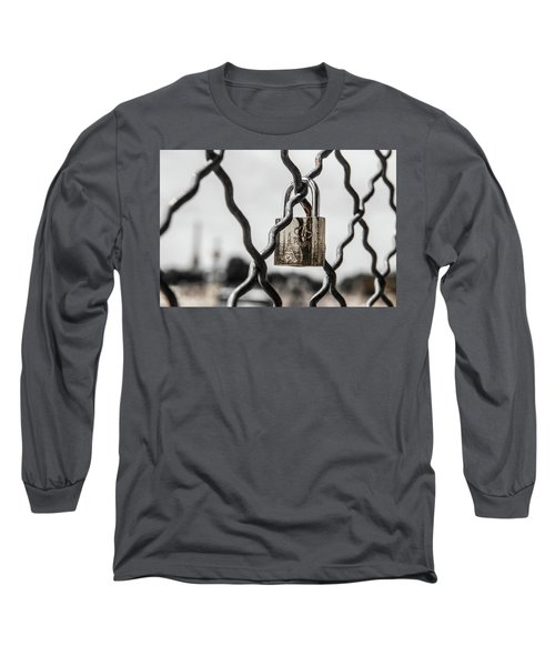 Locked In Paris Long Sleeve T-Shirt