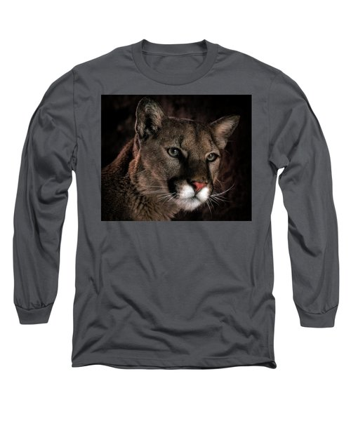 Locked Onto Prey Long Sleeve T-Shirt