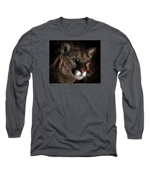 Locked Onto Prey Long Sleeve T-Shirt