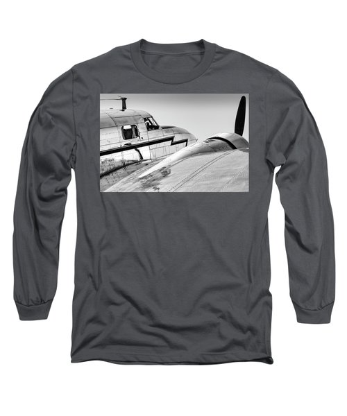 Lockheed Electra 12 Long Sleeve T-Shirt