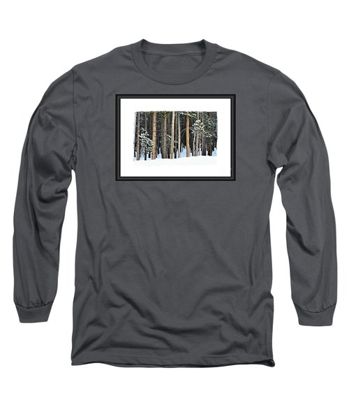 Lodge Pole Pine Long Sleeve T-Shirt