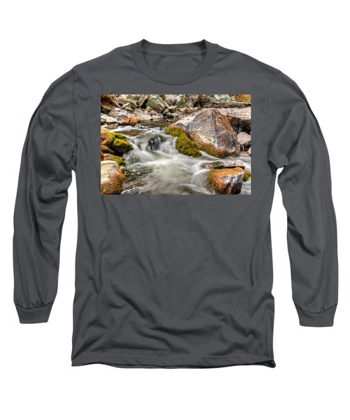 Logan Creek, Montana 2 Long Sleeve T-Shirt