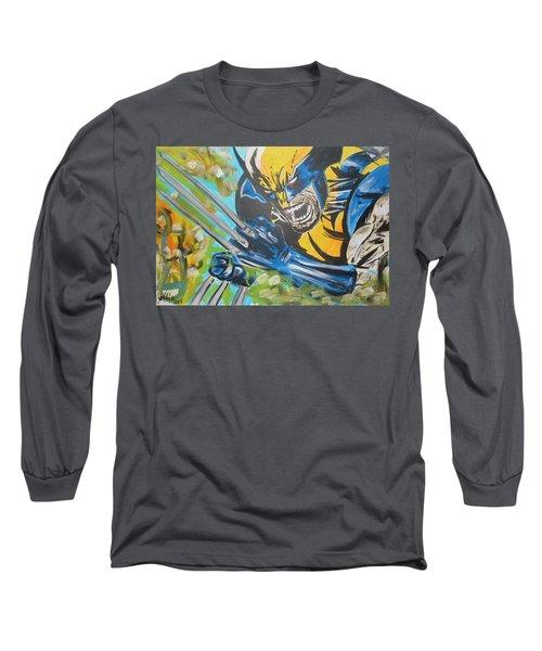 Logan Time Long Sleeve T-Shirt