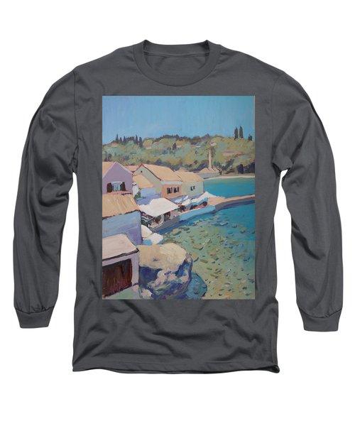 Loggos Pier View Long Sleeve T-Shirt by Nop Briex
