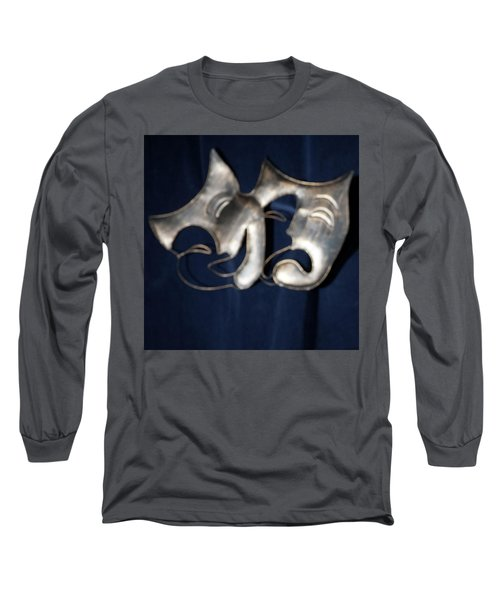 Logo For Theater Productions Long Sleeve T-Shirt
