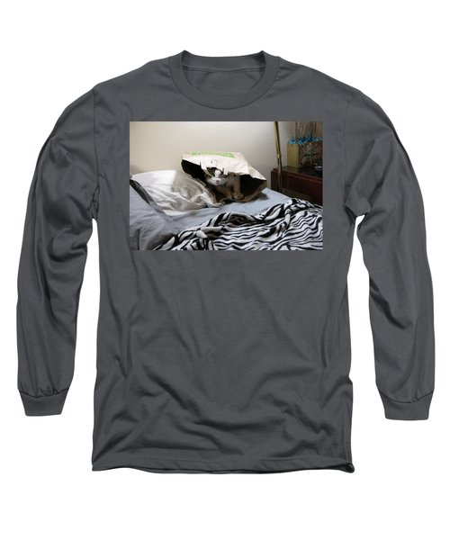 Lois's Favorite Cat Picture In The Whole Wide World Long Sleeve T-Shirt