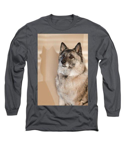 Loki Sepia Long Sleeve T-Shirt
