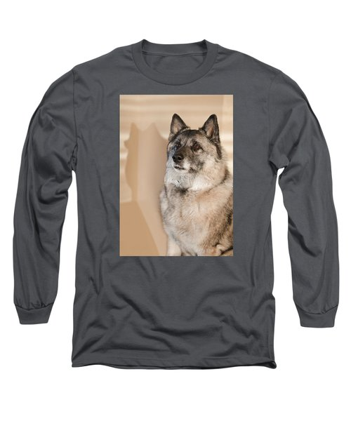 Loki Sepia Long Sleeve T-Shirt
