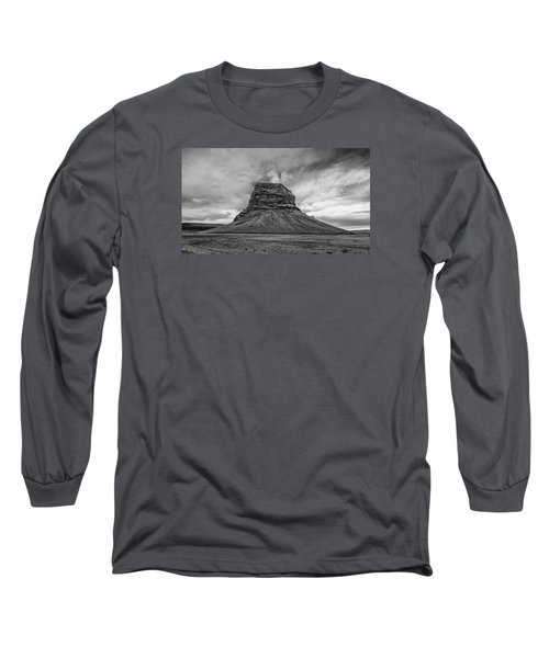 Long Sleeve T-Shirt featuring the photograph Lomagnupur by James Billings