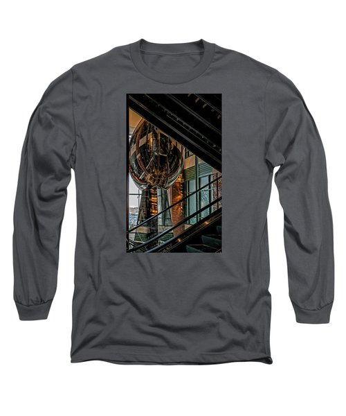 Long Sleeve T-Shirt featuring the photograph Lombardi Trophy by Trey Foerster