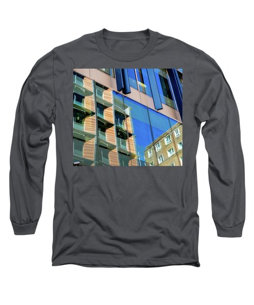 London Bankside Architecture 3 Long Sleeve T-Shirt