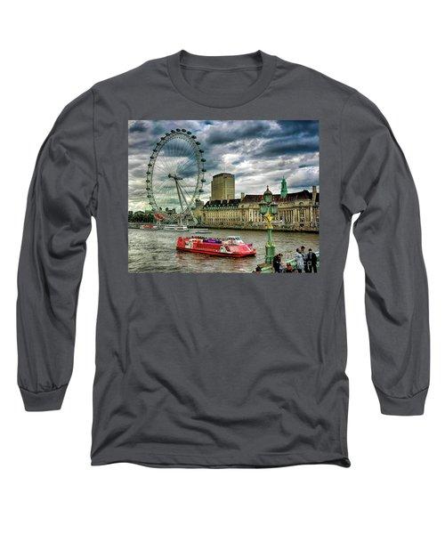London Eye Long Sleeve T-Shirt
