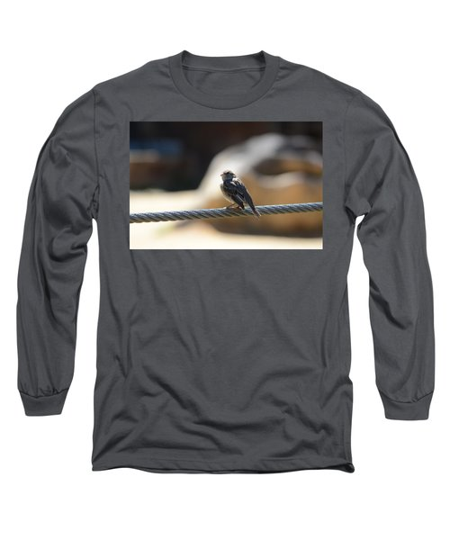 The Sentry Long Sleeve T-Shirt