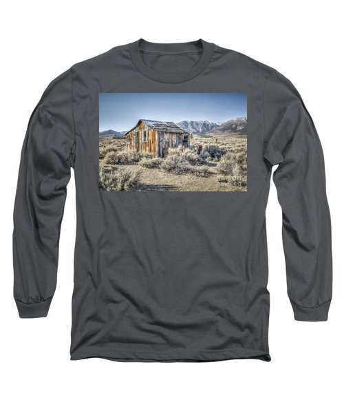 Lone Cabin Long Sleeve T-Shirt