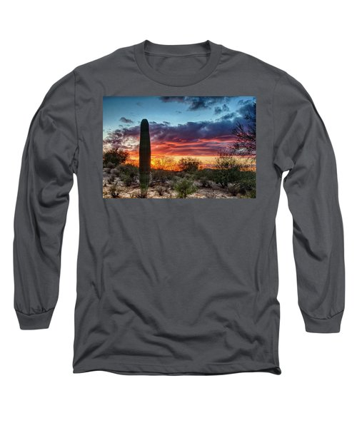 Lone Cactus Long Sleeve T-Shirt