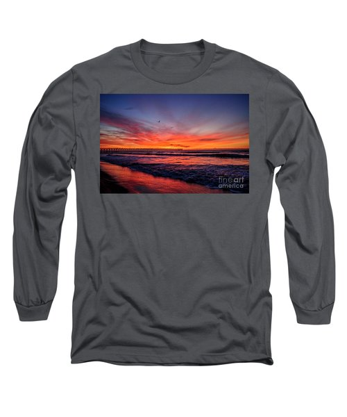 Lone Gull Long Sleeve T-Shirt