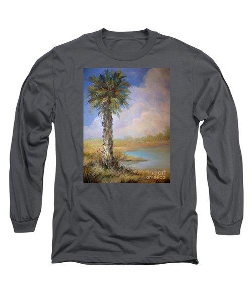 Lone Palm Long Sleeve T-Shirt