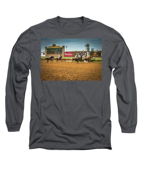 Lone Star Park Grand Prairie Texas Long Sleeve T-Shirt
