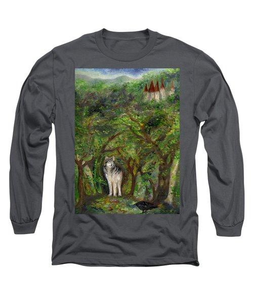 Lone Wolf Long Sleeve T-Shirt