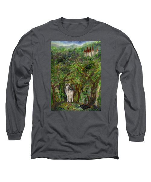 Lone Wolf Long Sleeve T-Shirt