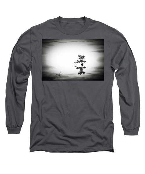 Loneliness Long Sleeve T-Shirt by Eduard Moldoveanu