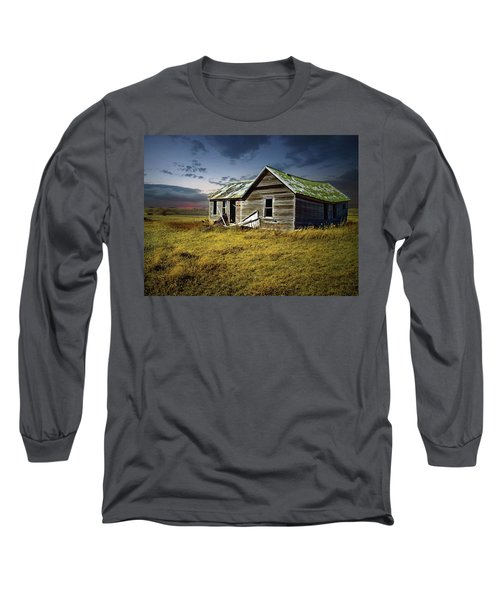 Lonely House Long Sleeve T-Shirt
