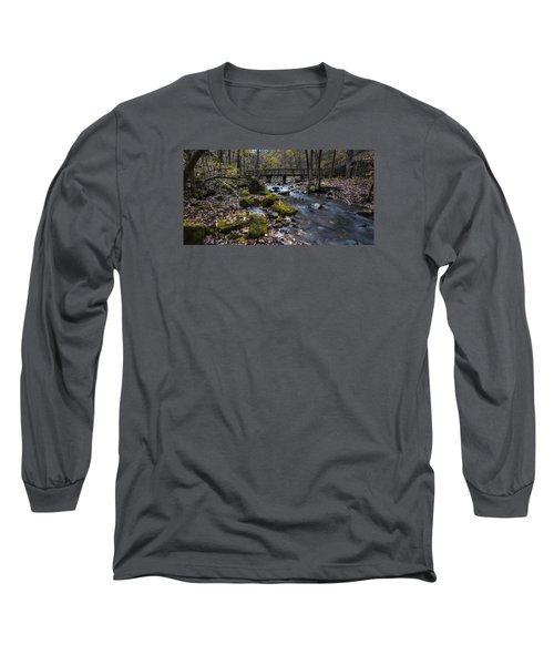 Lonesome Bridge Long Sleeve T-Shirt