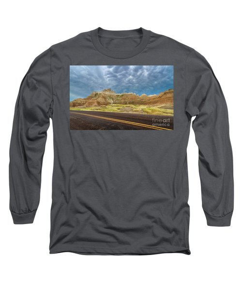 Lonesome Highway Long Sleeve T-Shirt