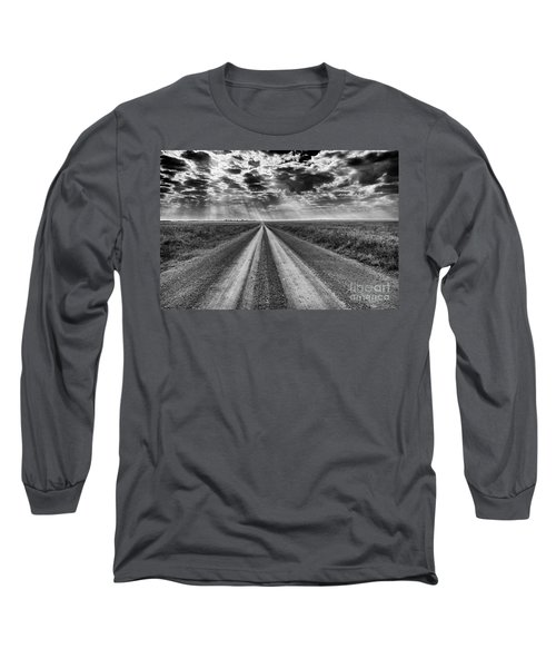 Long And Lonely Long Sleeve T-Shirt