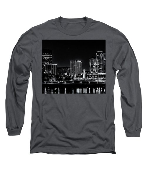 Long Beaach A Chip In Time Long Sleeve T-Shirt