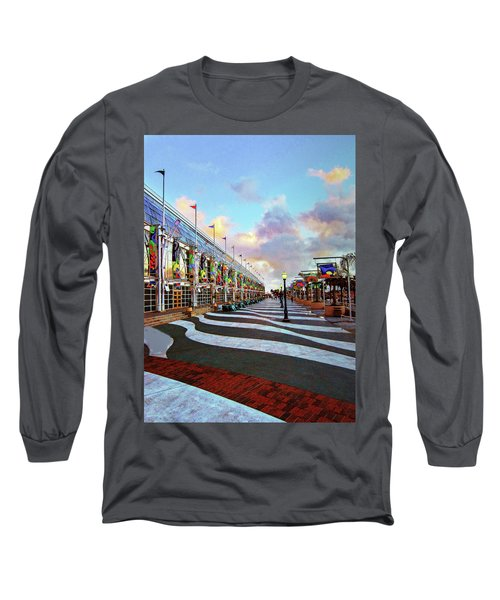 Long Beach Convention Center Long Sleeve T-Shirt