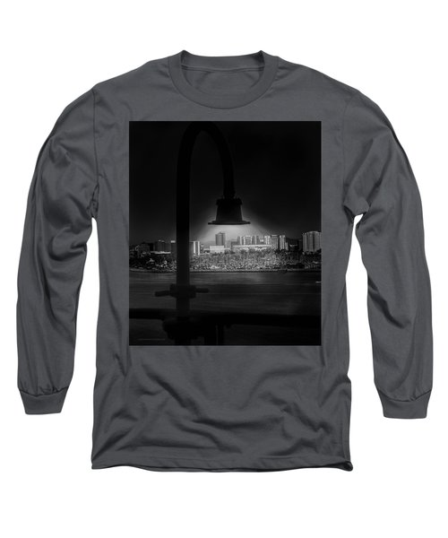 Long Beach Noir Long Sleeve T-Shirt