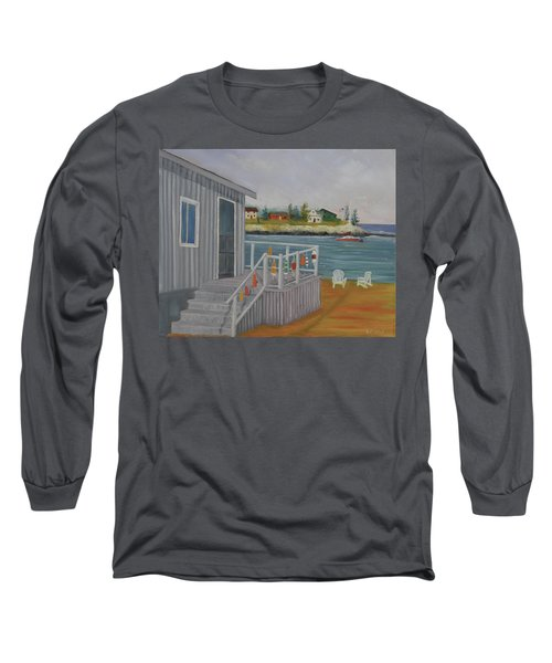Long Cove View Long Sleeve T-Shirt