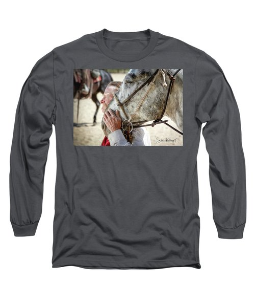 End Of A Long Day Long Sleeve T-Shirt