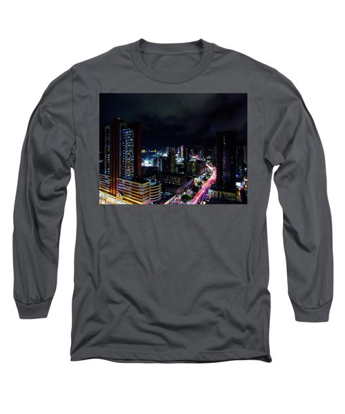 Long Exposure Long Sleeve T-Shirt
