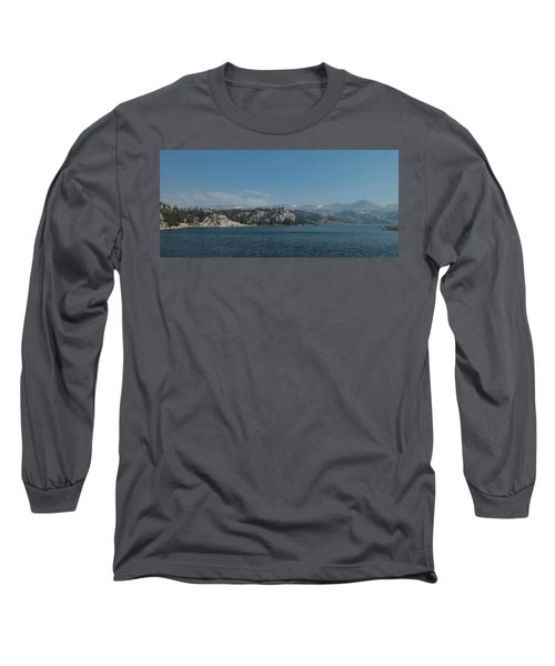 Long Lake Shoshone National Forest Long Sleeve T-Shirt