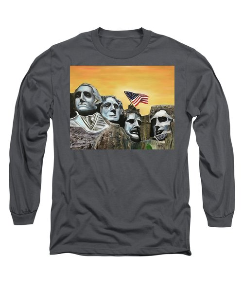 Long May It Wave Long Sleeve T-Shirt