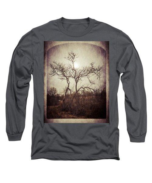Long Pasture Wildlife Perserve 2 Long Sleeve T-Shirt