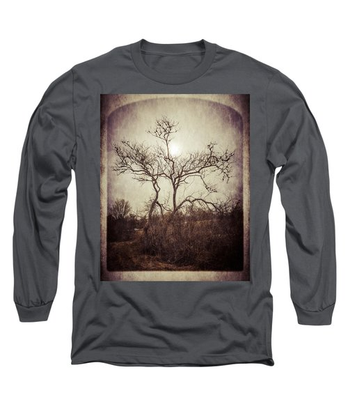 Long Pasture Wildlife Perserve 2 Long Sleeve T-Shirt