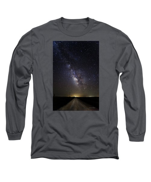 Long Road To Eden Long Sleeve T-Shirt