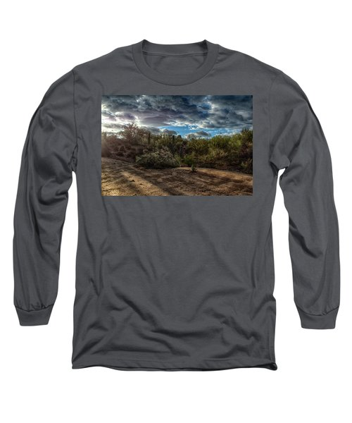 Long Shadows Long Sleeve T-Shirt